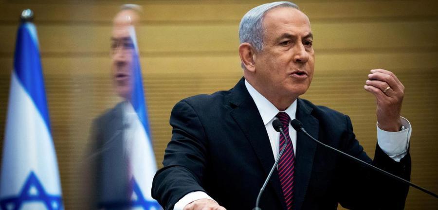 O primeiro-ministro de Israel, Benjamin Netanyahu