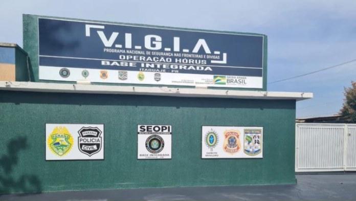 Inaugurada a Base Terrestre Itaguajé