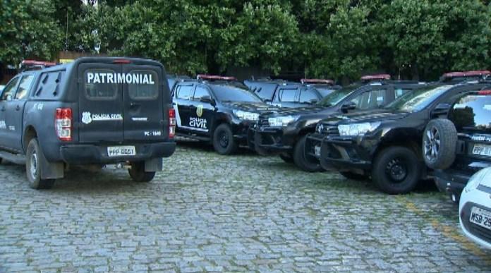 Operação prendeu quadrilha especializada em roubos de caminhões no ES