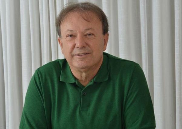 Guerino Balestrassi, prefeito de Colatina, testou positivo para Covid-19 — Foto: Divulgação