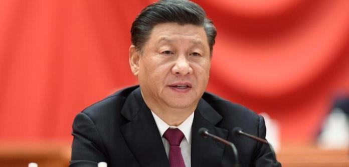 Xi Jinping, presidente da China e secretário-geral do Partido Comunista