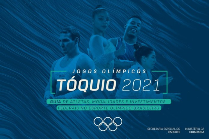 Governo Federal lança guia de atletas, modalidades e investimentos nos esportes olímpicos