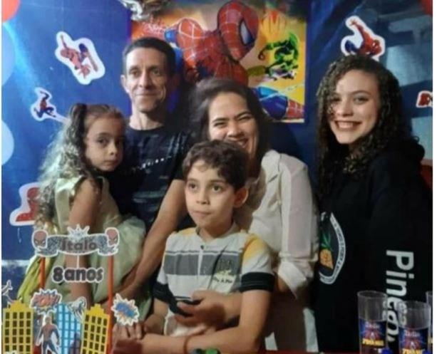 Família morta em São Domingos do Norte