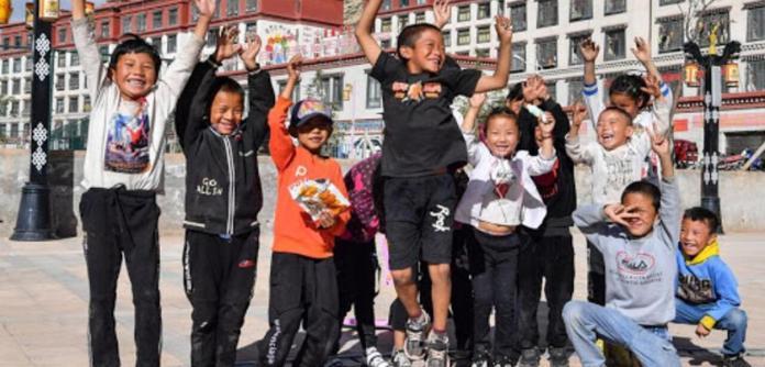 O Partido Comunista da China cumpriu a promessa de construir uma sociedade moderadamente próspera