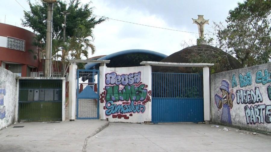 Escola Neusa Nunes Gonçalves parou de realizar aulas presenciais em função da violência em Nova Palestina