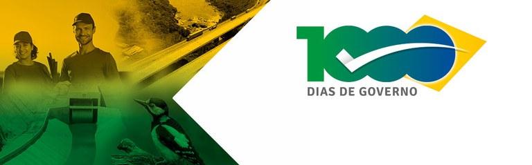 Governo completa Mil Dias de entregas para o povo brasileiro