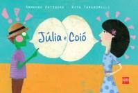 Júlia e Coió Edições SM, 2013