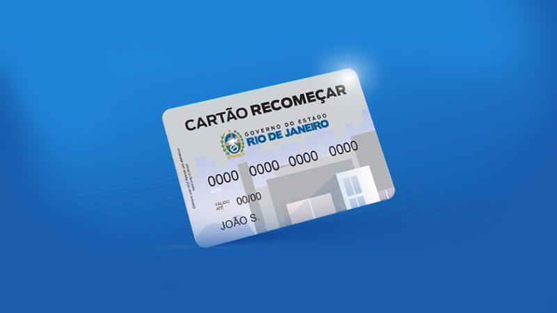 Seropédica inicia distribuição do Cartão Recomeçar - Site da Baixada