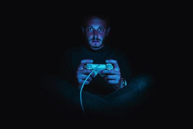 Vício em videogames
