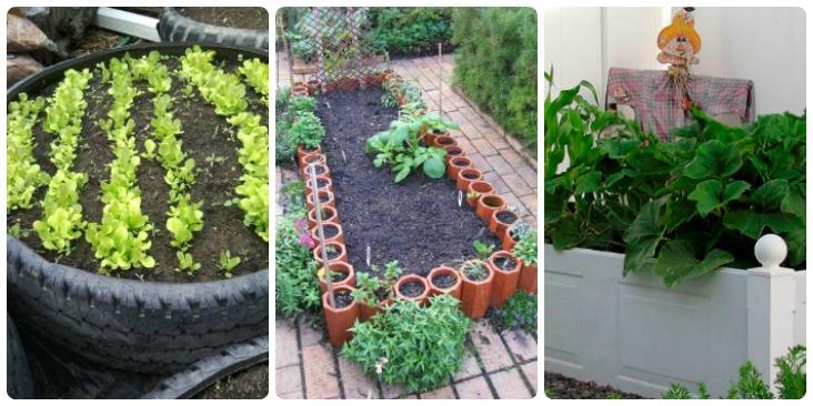 12 Easy & Cheap DIY Raised Garden Beds Ideas on Cheap Bed Ideas  id=43686