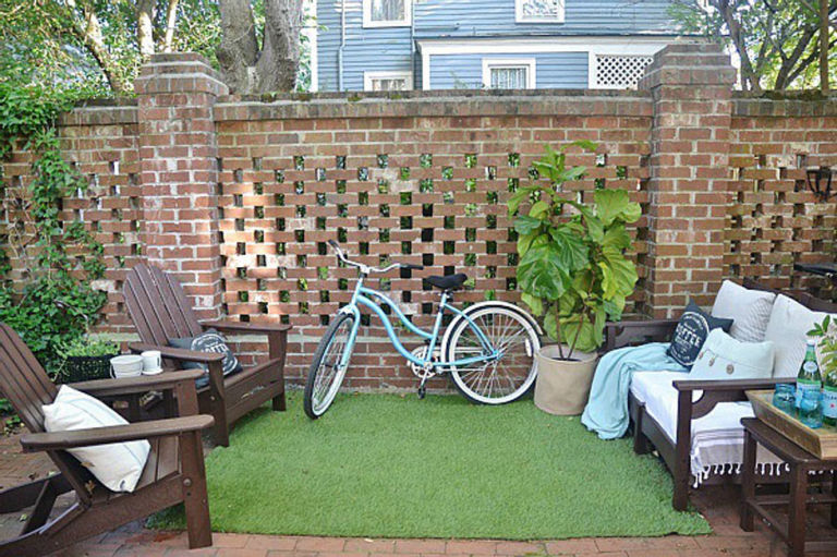 Make The Most Of A Tiny Backyard On Some Of These 13