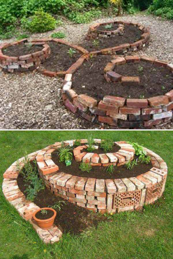 Cool DIY Ideas For Creating Garden or Backyard Projects ... on Diy Backyard Remodel  id=92447