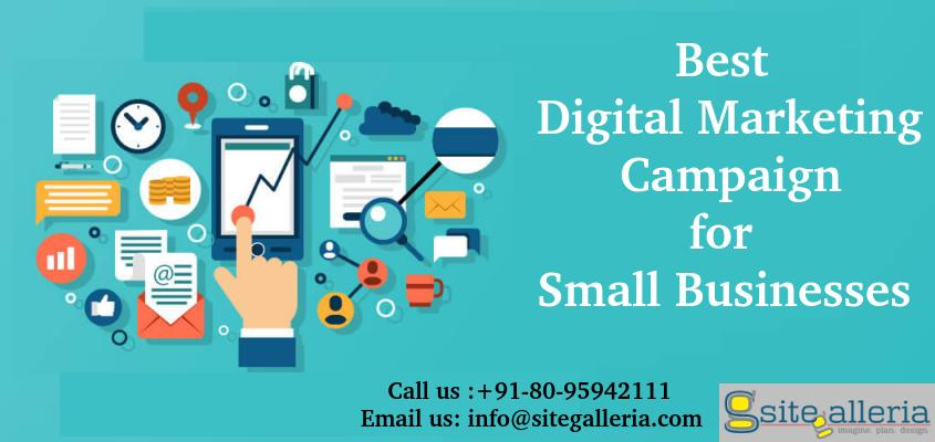 Digital Marketing Campaigns for Small Business | Site Galleria