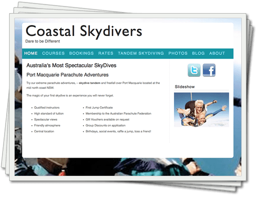 Coastal Skydivers