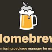 how to set up homebrew on your mac