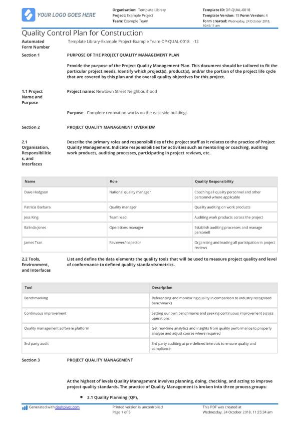 Free Punch List template for Construction [Better than ...