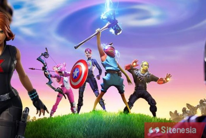 Gambar Download Fortnite Mobile MOD Terbaru