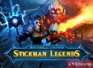 Gambar Download Stickman Legends Ninja Warrior MOD APK Terbaru