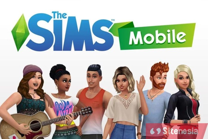 Gambar Download The Sims Mobile Mod APK Baru