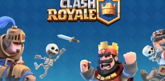 Gambar Cover Download Game Clash Royale MOD APK Unlimited Money Gold And Gems Gratis Untuk Android