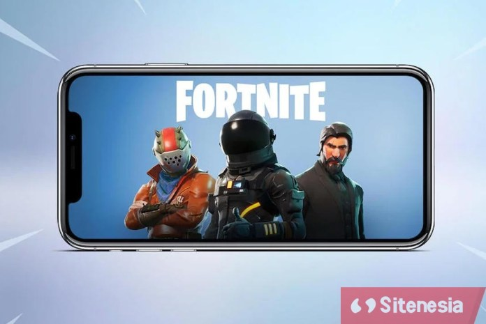 Gambar Game Download Fortnite Mobile MOD Terbaru
