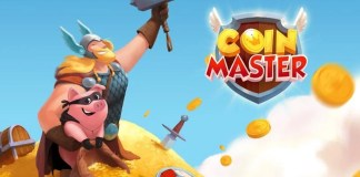 Gambar Cover Download Coin Master MOD APK Terbaru Gratis