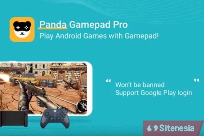 Gambar Cover Download Panda Gamepad Pro MOD APK Versi Terbaru Patched Plus Active Fix