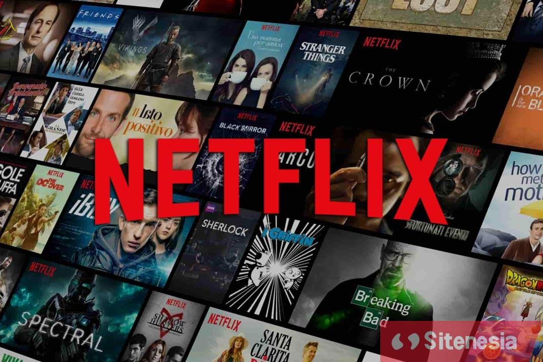 Gambar Cover Aplikasi Download Netflix MOD APK Versi Terbaru Premium Version 4K HD Unlocked Gratis Untuk Android