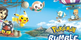 Gambar Cover Download Pokemon Rumble Rush MOD APK Versi Terbaru God Mode Dan High Damage Gratis Untuk Android