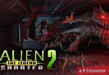 Gambar Cover Download Alien Shooter 2 The Legend MOD APK Versi Terbaru Unlimited Money Gratis Untuk Android