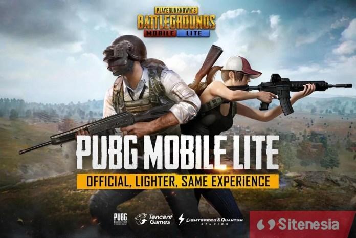 Gambar Cover PUBG Mobile Lite APK Dan OBB Untuk Smartphone Spek Rendah Android Terbaru