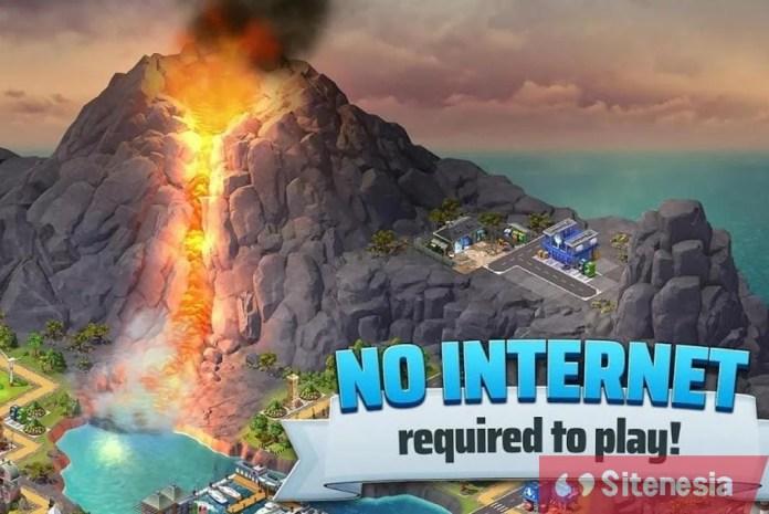 Gambar Gameplay Download City Island 5 MOD APK Terbaru Untuk Android