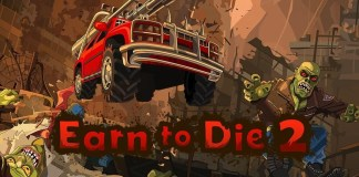 Gambar Cover Game Download Earn To Die 2 MOD APK Versi Terbaru Unlock Free Shopping Gratis Untuk Android