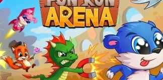 Gambar Cover Game Download Fun Run 3 Arena MOD APK Versi Terbaru God Mode Untuk Android Gratis Baru