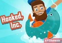 Gambar Cover Game Download Hooked Inc Fisher Tycoon MOD APK Versi Terbaru Unlimited Money Uang Tak Terbatas Gratis Dan Baru
