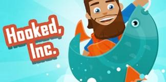 Gambar Cover Game Download Hooked Inc Fisher Tycoon MOD APK Versi Terbaru Unlimited Money Uang Tak Terbatas Gratis Untuk Android