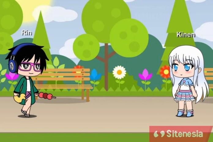 Gambar Gameplay Download Gacha Life MOD APK Versi Terbaru Unlimited Money Uang Tak Terbatas Gratis Untuk Android