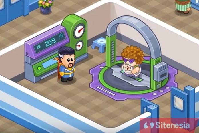 Gambar Gameplay Game Download Fun Hospital MOD APK Versi Terbaru Untuk Android Baru Gratis