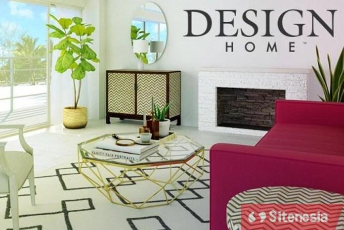 Gambar Cover Download Design Home MOD APK Versi Terbaru Unlimited Money Untuk Android Gratis Baru