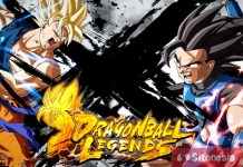 Gambar Cover Game Download Dragon Ball Legends MOD APK Versi Terbaru High Damage Dan No Swap CD Untuk Android Gratis