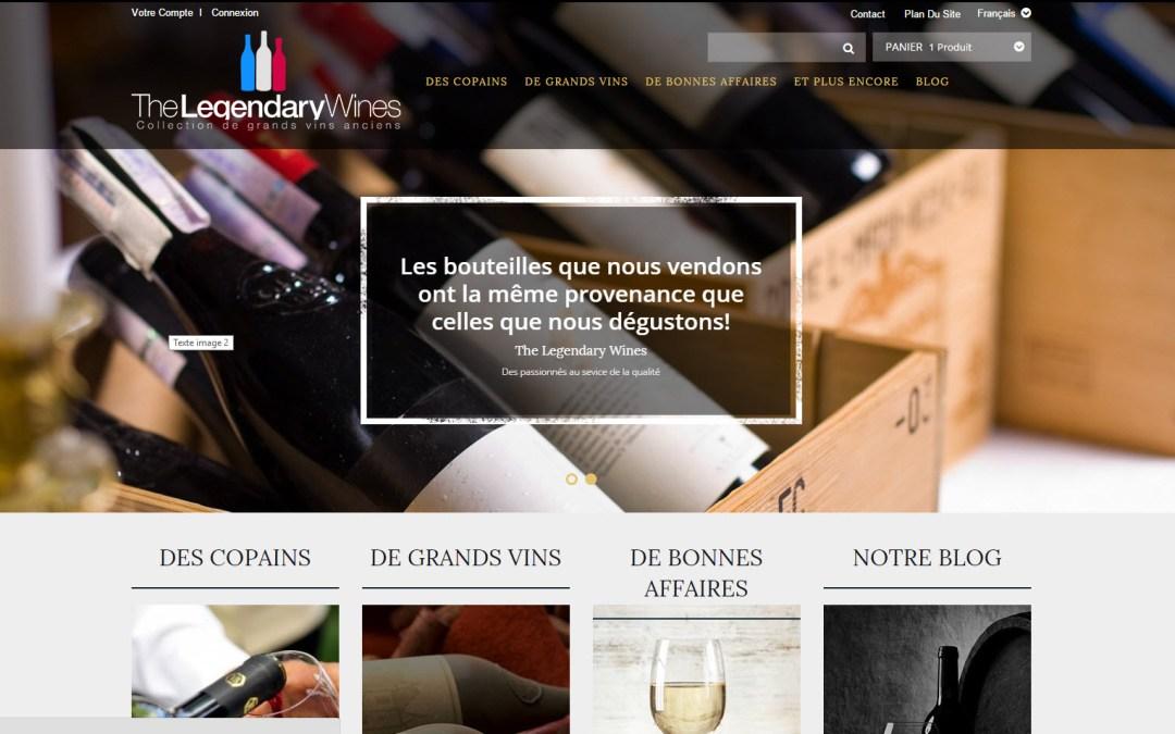 the lengendary wines