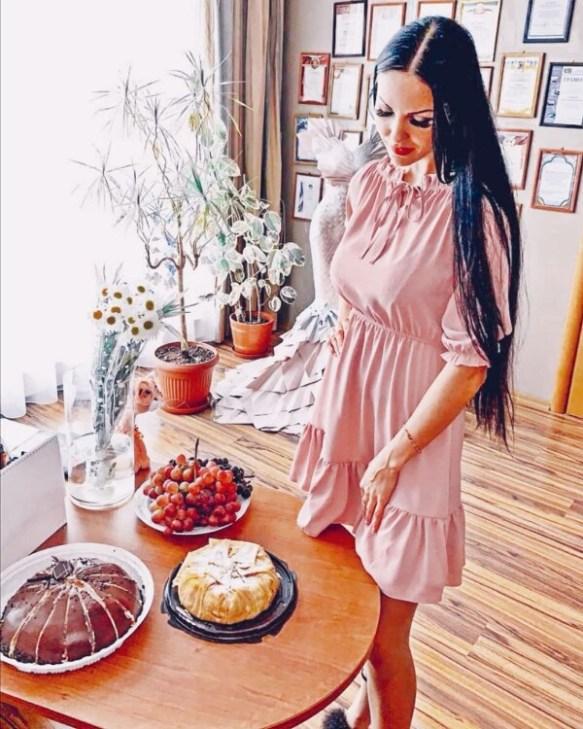 Yevgeniya rencontre femme canadienne