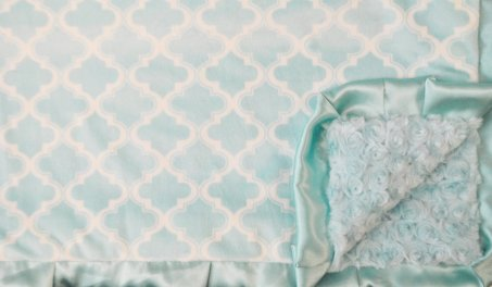 Moroccan Tiffany Blue-Tiffany Blue-Tiffany Blue