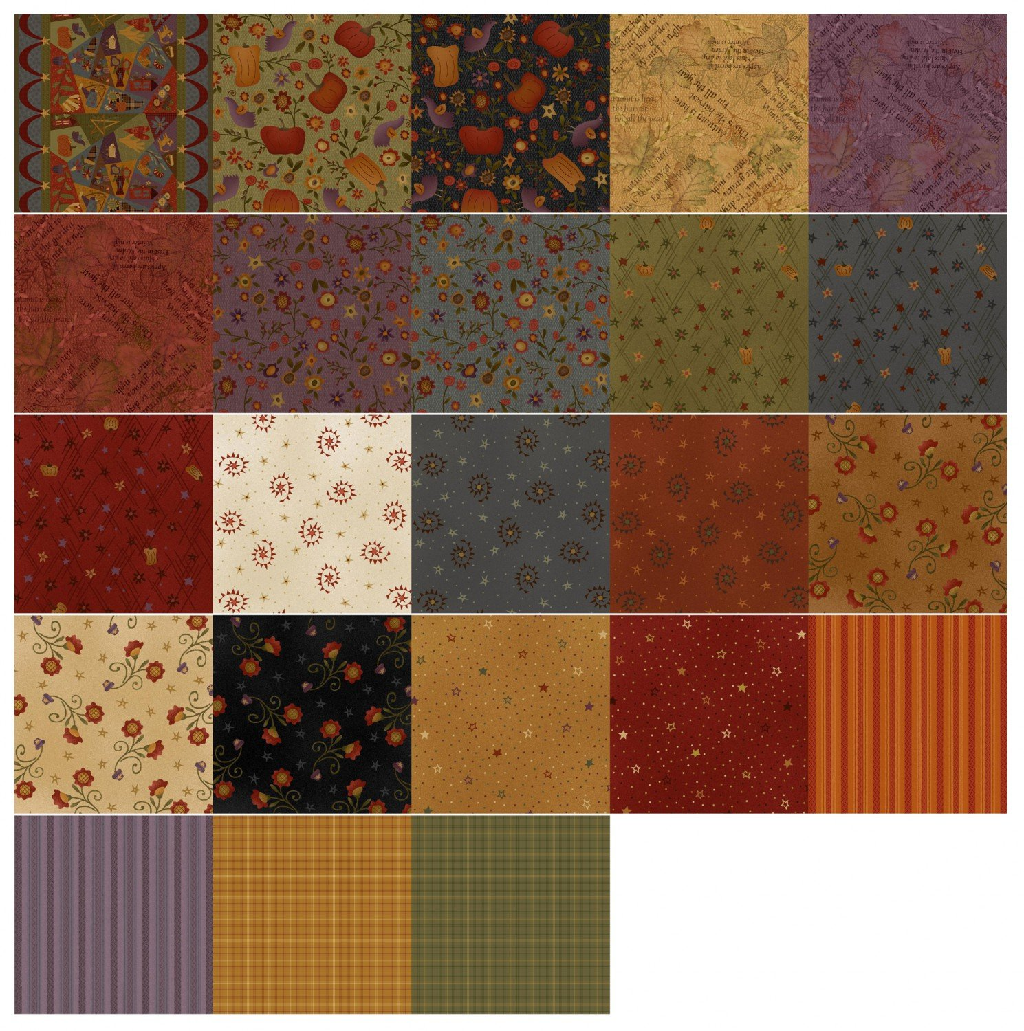 Cherry House Quilt Patterns