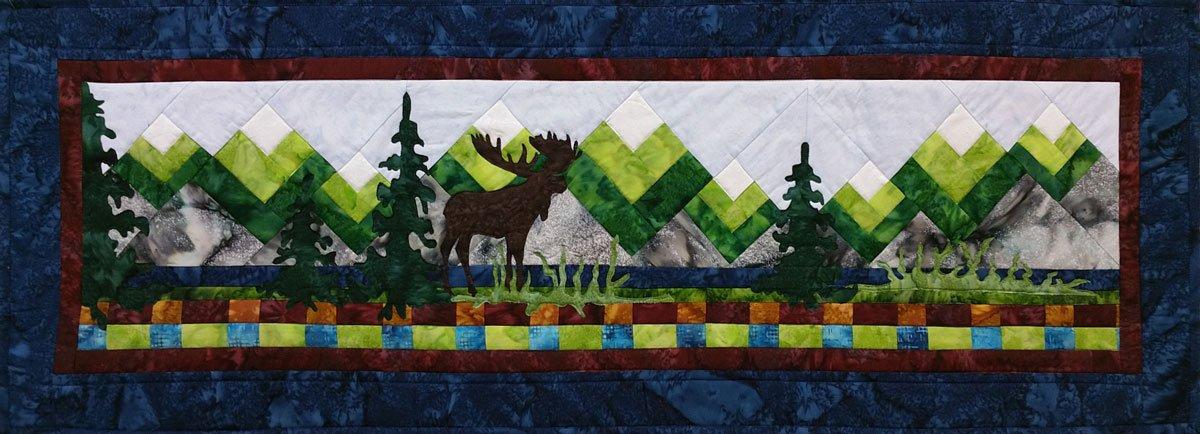 Moose Lake Row Quilt