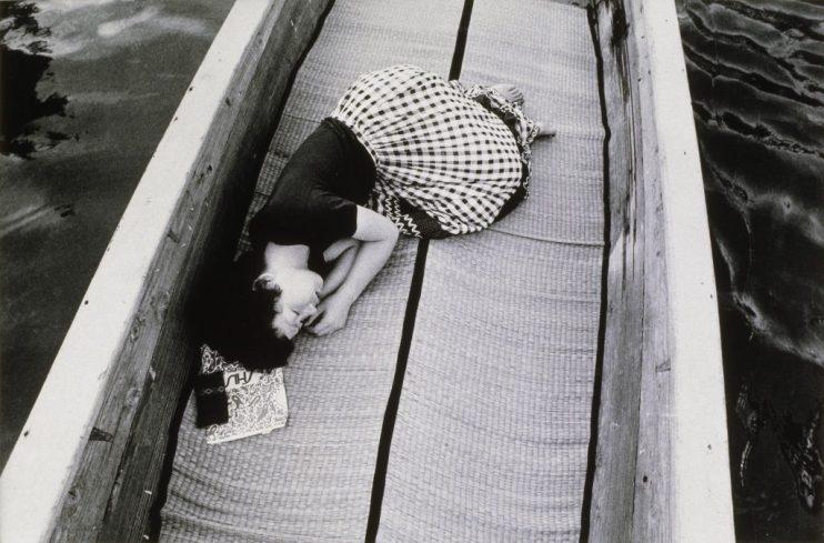 Voyage sentimental - Nobuyoshi Araki - 1971 Collection MEP, Paris. Don de la société Dai NipponPrinting Co., LTD