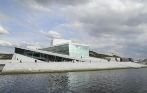 The Opera house. Photo: Arve Kjersheim, Riksantikvaren