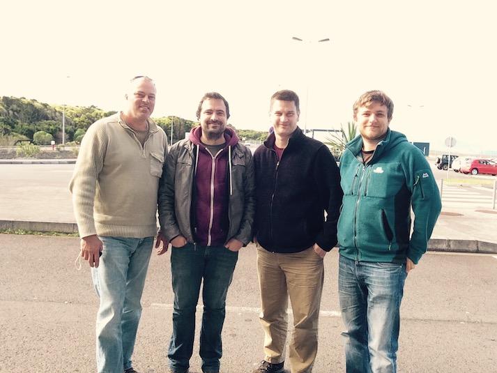 Azores_sampling_team
