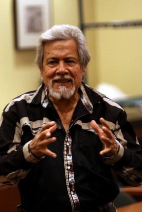 Carlos Santistevan