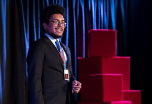 Norberto Orellana gives TEDx Talk